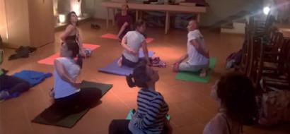 Yoga nel Parco Nazionale del Gran Sasso e Monti della Laga