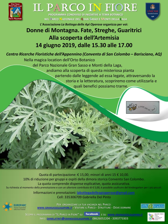 Locandina Artemisia 2019-min